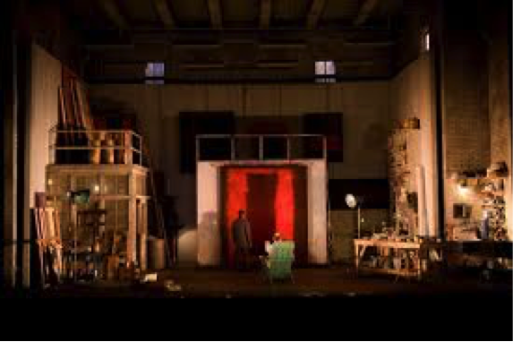 """Red"" Broadway New York, 1959"